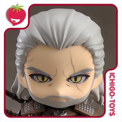 Nendoroid 907 - Geralt of Rivia - The Witcher 3: Wild Hunt  - Ichigo-Toys Colecionáveis
