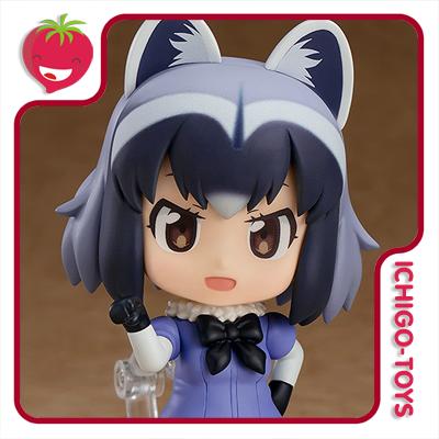 Nendoroid 911 - Common Raccoon - Kemono Friends  - Ichigo-Toys Colecionáveis