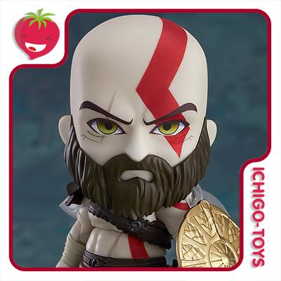 Nendoroid 925 - Kratos - God of War  - Ichigo-Toys Colecionáveis