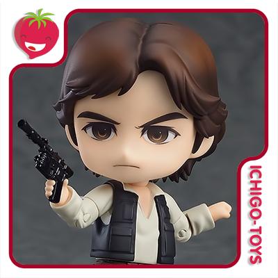 Nendoroid 954 - Han Solo - Star Wars  - Ichigo-Toys Colecionáveis