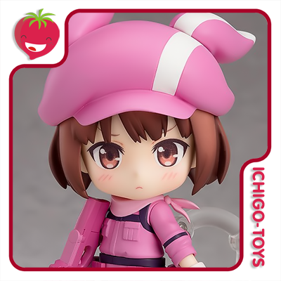 Nendoroid 959 - Llenn - Sword Art Online Alternative Gun Gale Online  - Ichigo-Toys Colecionáveis