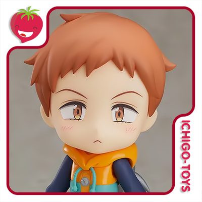Nendoroid 960 - King - The Seven Deadly Sins  - Ichigo-Toys Colecionáveis