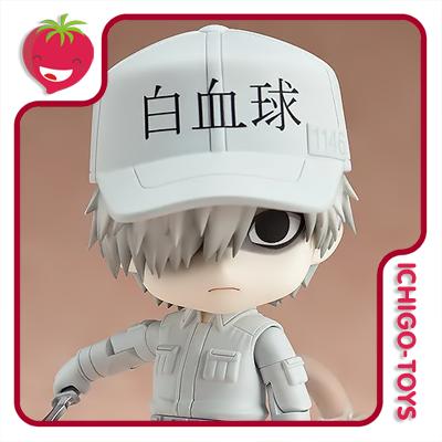 Nendoroid 979 - White Blood Cell (Neutrophil) - Cells at Work  - Ichigo-Toys Colecionáveis