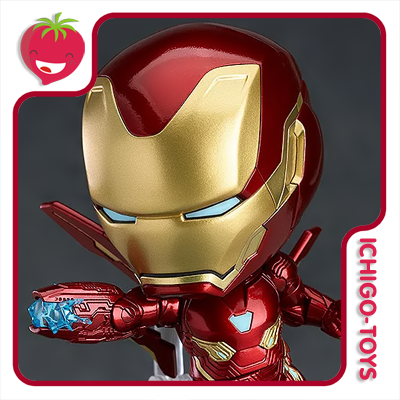 Nendoroid 988 - Iron Man Mark 50 Infinity Edition - Avengers: Infinity War  - Ichigo-Toys Colecionáveis
