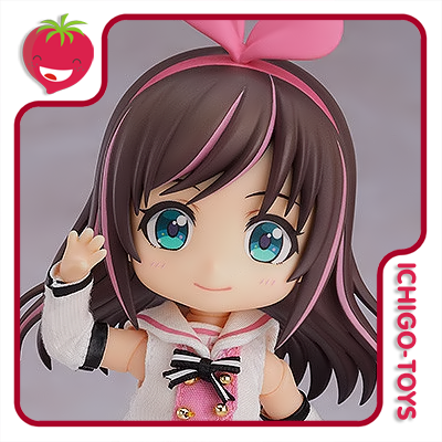 Nendoroid Doll - Kizuna Ai - Kizuna AI Virtual Youtuber  - Ichigo-Toys Colecionáveis