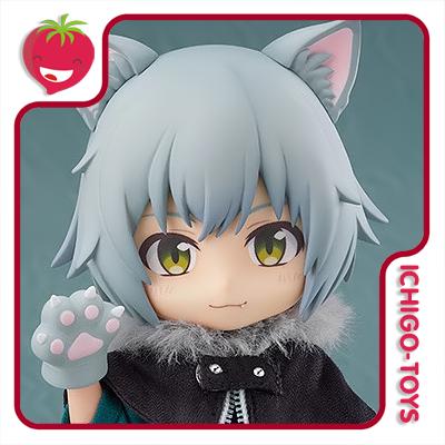 Nendoroid Doll - Wolf - Little Red Riding Hood  - Ichigo-Toys Colecionáveis