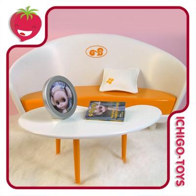 Neo Blythe Furniture Living Sofa  - Ichigo-Toys Colecionáveis