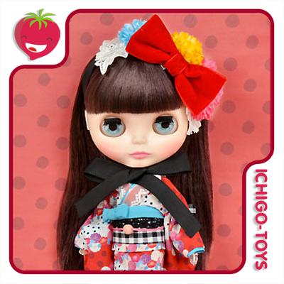 Neo Blythe Lady Camellia  - Ichigo-Toys Colecionáveis