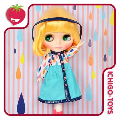Neo Blythe Playful Raindrops  - Ichigo-Toys Colecionáveis