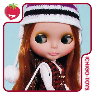 Neo Blythe Pow Wow Poncho  - Ichigo-Toys Colecionáveis