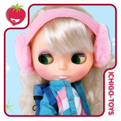 Neo Blythe Silver Snow  - Ichigo-Toys Colecionáveis