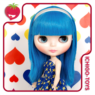 Neo Blythe Simply Sparkly Spark  - Ichigo-Toys Colecionáveis