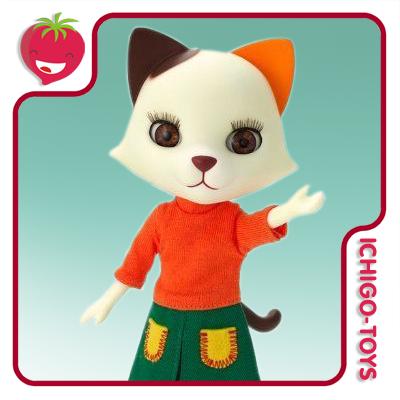 Nikki Cat Crayon  - Ichigo-Toys Colecionáveis