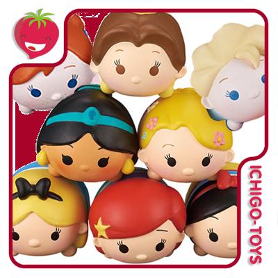 NOSECHARA - Disney Tsum Tsum - Girls Vol.1 - Coleção Completa!   - Ichigo-Toys Colecionáveis