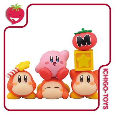 NOSECHARA - Kirby - Kirbys Dream Land vol.2 - Tsumu Tsumu  - Ichigo-Toys Colecionáveis
