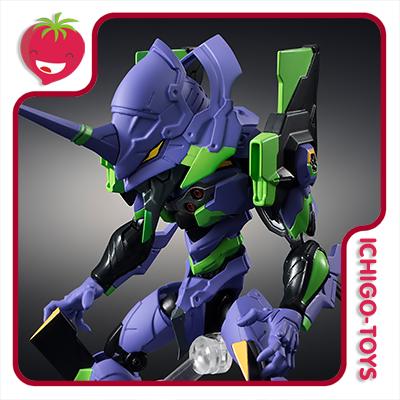 NXEdge Style - EVA Production Model-01 - Neon Genesis Evangelion  - Ichigo-Toys Colecionáveis