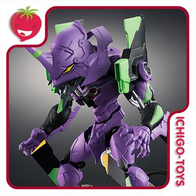 NXEdge Style - EVA Production Model-01 TV ver - Neon Genesis Evangelion  - Ichigo-Toys Colecionáveis