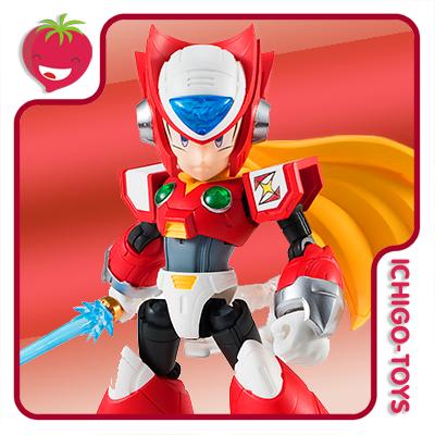 NXEdge Style - Zero - Mega Man X  - Ichigo-Toys Colecionáveis