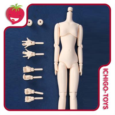 Obitsu 23cm SBH - white skin - busto M  - Ichigo-Toys Colecionáveis