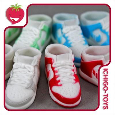 Obitsu - Sneakers - Serve em Obitsu 27, Momoko, Pullip, Blythe, etc  - Ichigo-Toys Colecionáveis