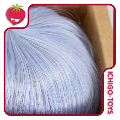 Peruca 8 - Mini Mui-chan - Pastel Purple Blue (serve em Pullip/Dal)  - Ichigo-Toys Colecionáveis