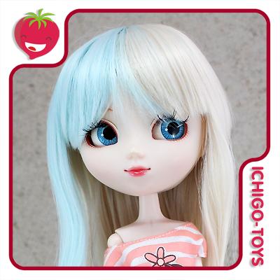 Peruca For My Doll 1088 - Sky Blond 9-10 - Pullip/Dal/Byul/Tae/Isul  - Ichigo-Toys Colecionáveis