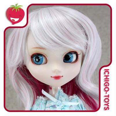 Peruca HR MIX 23 (rosa e pink) -  8-9 Pullip/Dal/Byul/Tae/Isul  - Ichigo-Toys Colecionáveis