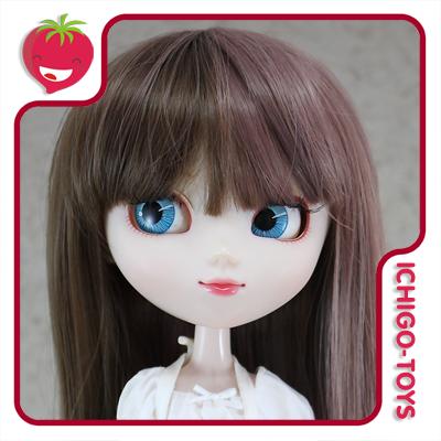 Peruca Leeke Art Wig Misty Misty - Pullip/Dal/Byul/Tae/Isul  - Ichigo-Toys Colecionáveis