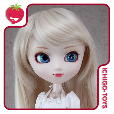 Peruca Leeke Art Wig Pure Pink Eve - Pullip/Dal/Byul/Tae/Isul  - Ichigo-Toys Colecionáveis
