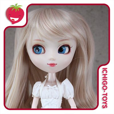 Peruca Leeke Mixroll Pink Cocktail + Eve Cream - Pullip/Dal/Byul/Tae/Isul  - Ichigo-Toys Colecionáveis