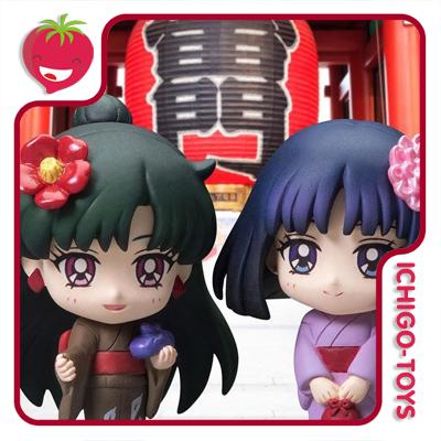 Petit Chara! Sailor Moon - Yukata (Warriors of the Outer Solar System Ed.)  - Ichigo-Toys Colecionáveis