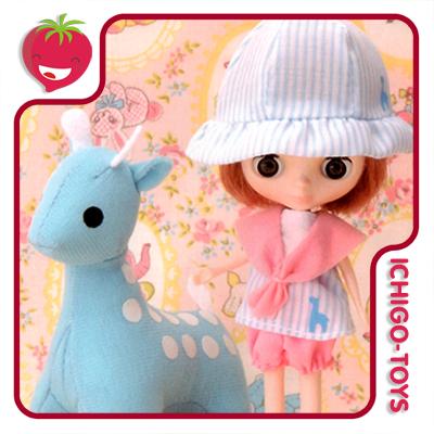 Petite Blythe Friendly Giraffe  - Ichigo-Toys Colecionáveis