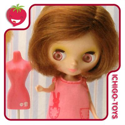 Petite Blythe Sewing My Way Pink  - Ichigo-Toys Colecionáveis