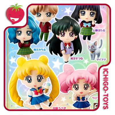 Petit Chara! Sailor Moon Vol.4  - Ichigo-Toys Colecionáveis