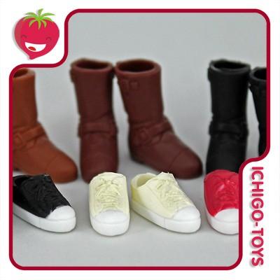 Picco Neemo Shoes S e M - 1/12  - Ichigo-Toys Colecionáveis