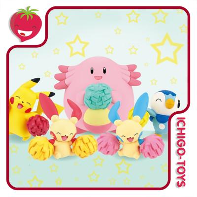 Pokémon - Cheering Everyone - Coleção completa ou em sets!  - Ichigo-Toys Colecionáveis