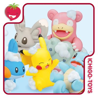 Pokémon Minna de Awa-Awa Mascot - Coleção completa ou em sets!  - Ichigo-Toys Colecionáveis