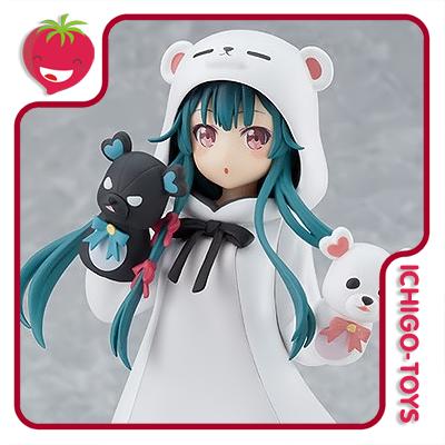 Pop Up Parade - Yuna White Bear - Kuma Kuma Kuma Bear  - Ichigo-Toys Colecionáveis