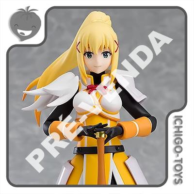 PRÉ-VENDA 31/10/2020 (VALOR DE 10% PARA RESERVA*) Figma 450 - Darkness - Konosuba  - Ichigo-Toys Colecionáveis