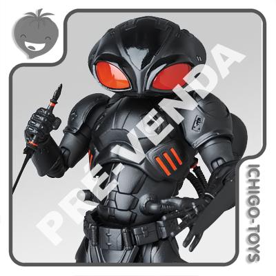 PRÉ-VENDA 28/02/2021 (VALOR TOTAL R$ 636,00 - 10% PARA RESERVA*) Mafex 111 - Black Manta - Aquaman  - Ichigo-Toys Colecionáveis