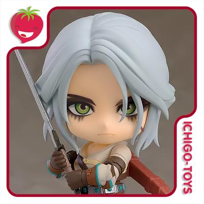 Nendoroid 1108 - Ciri - The Witcher 3: Wild Hunt  - Ichigo-Toys Colecionáveis