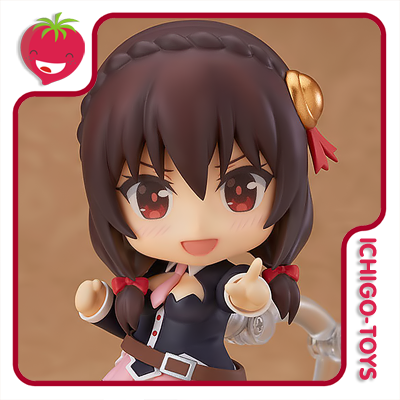 Nendoroid 826 - Yunyun - Konosuba  - Ichigo-Toys Colecionáveis