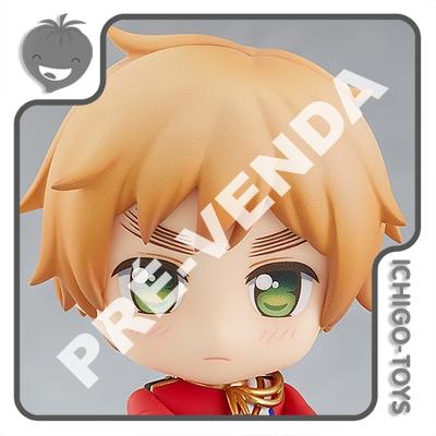 PRÉ-VENDA 28/02/2022 (VALOR TOTAL R$ 446,00 - 10% PARA RESERVA*) Nendoroid 1621 - UK - Hetalia World Stars  - Ichigo-Toys Colecionáveis