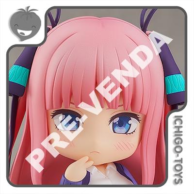 PRÉ-VENDA 28/02/2022 (VALOR TOTAL R$ 482,00 - 10% PARA RESERVA*) Nendoroid 1612 - Nino Nakano - The Quintessential Quintuplets  - Ichigo-Toys Colecionáveis