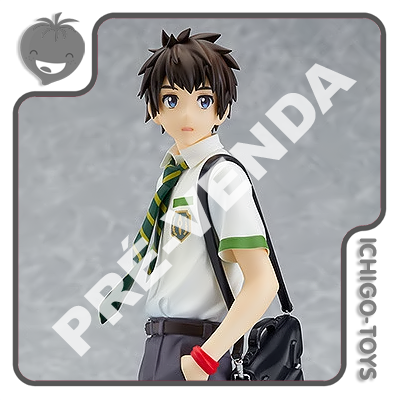 PRÉ-VENDA 28/02/2022 (VALOR TOTAL R$ 514,00 - 10% PARA RESERVA*) Pop Up Parade - Taki Tachibana - Your Name  - Ichigo-Toys Colecionáveis