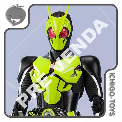 PRÉ-VENDA 28/02/2022 (VALOR TOTAL R$ 526,00 - 10% PARA RESERVA*) S.H. Figuarts - Masked Rider Zero-One Rising Hopper (50th Anniversary Version) - Masked Rider Zero-One  - Ichigo-Toys Colecionáveis
