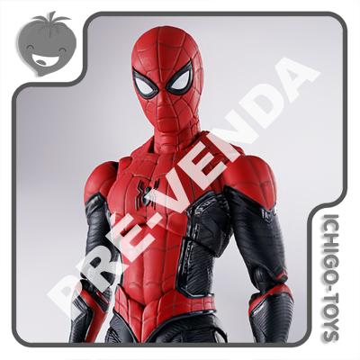 PRÉ-VENDA 28/02/2022 (VALOR TOTAL R$ 656,00 - 10% PARA RESERVA*) S.H. Figuarts - Spider-Man Upgraded Suit - Spider-Man: No Way Home  - Ichigo-Toys Colecionáveis