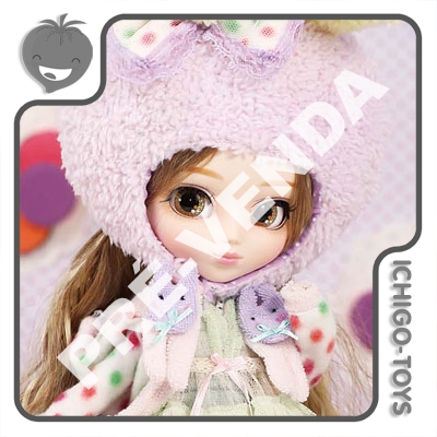 PRÉ-VENDA 31/05/2021 (VALOR TOTAL R$ 1.210,00 - 50% PARA RESERVA*) Pullip Kiyomi  - Ichigo-Toys Colecionáveis