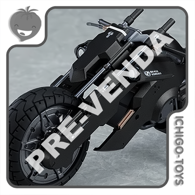 PRÉ-VENDA 30/06/2021 (VALOR TOTAL R$ 622,00 - 10% PARA RESERVA*) Figma ex:ride - BK91A - Heavily Armed High School Girls  - Ichigo-Toys Colecionáveis
