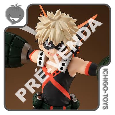 PRÉ-VENDA 30/04/2021 (VALOR TOTAL R$ 432,00 - 10% PARA RESERVA*) Pop Up Parade - Katsuki Bakugo Hero Costume - My Hero Academia  - Ichigo-Toys Colecionáveis